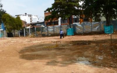 Vía libre para comenzar a construir la institución educativa Camacho Carreño