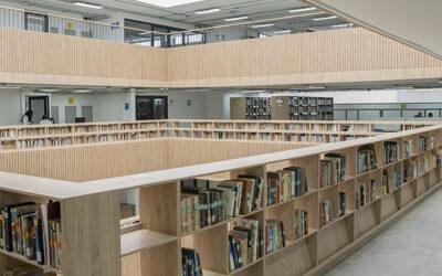 Visite la Biblioteca Gabriel Turbay y viva una experiencia llena de conocimiento, tecnología e innovación