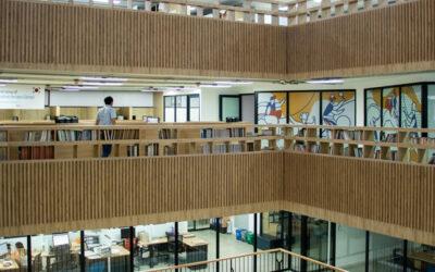 ¡Ya pueden visitar la biblioteca los fines de semana!