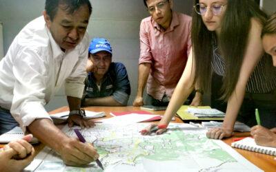 Participación de ediles en la construcción del Plan de Desarrollo 2020-2023