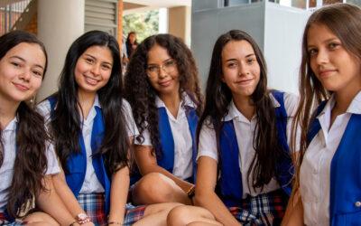 Bucaramanga ya cuenta con 77.465 estudiantes matriculados en los colegios oficiales