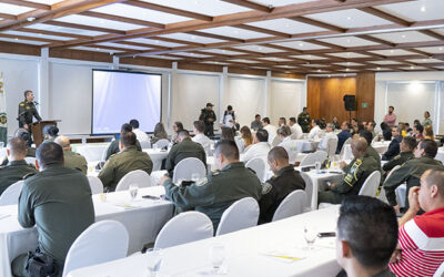 Taller Metropolitano: Implementación de la política de convivencia y seguridad ciudadana