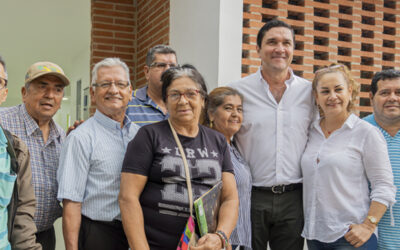 Alcalde Juan Carlos Cárdenas visitó Centros de Salud que próximamente se entregarán a la comunidad