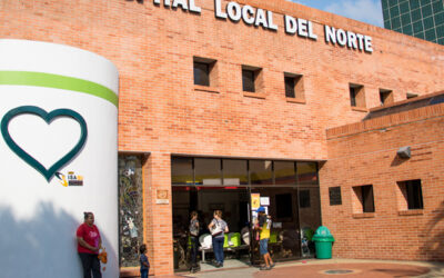 Alcaldía sacará adelante proyectos en salud para descongestionar al Hospital Local de Norte y al Universitario de Santander