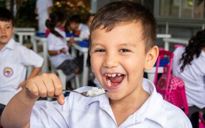 El PAE en Bucaramanga presentó resultados favorables
