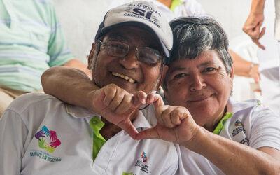 ¡Adultos mayores! Ya pueden reclamar el subsidio de febrero que les ofrece el programa Colombia Mayor