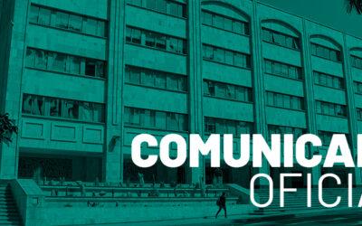 Comunicado oficial: La Alcaldía de Bucaramanga informa cambios en su Gabinete