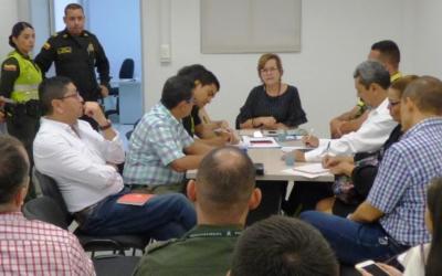 Se concertó con rectores de instituciones educativas el 'Plan Colegios'