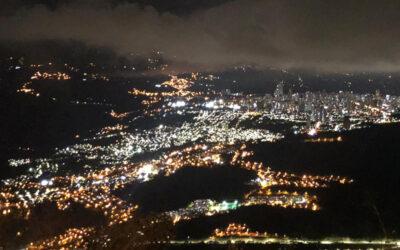 Alcaldía instalará 8.148 nuevas luminarias que beneficiarán a cinco comunas de la ciudad