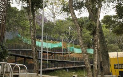 Obras de la Fase II del Parque Bosque Encantado se entregarían en junio próximo