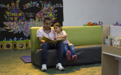 Visite la ludoteca del Centro Cultural del Oriente, un espacio inclusivo y de enseñanza para la niñez bumanguesa