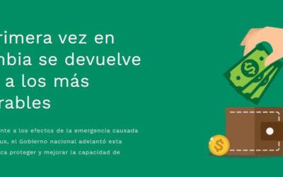 1.720 Familias en Acción de Bucaramanga se beneficiarán de la devolución del IVA cada dos meses