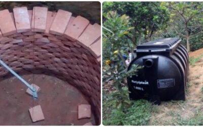 Alcaldía de Bucaramanga intensifica la construcción de pozos sépticos en el sector rural