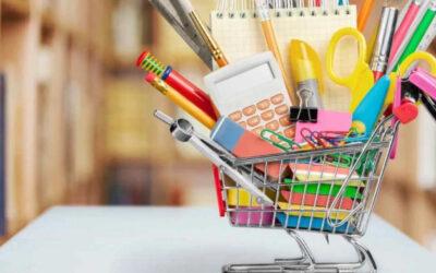 Conozca los útiles escolares, juegos y juguetes que están exentos de IVA este viernes