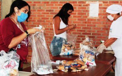 La ración industrializada, una propuesta alimenticia que beneficia a niños y adolescentes de Bucaramanga
