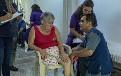 Más de 120 bumangueses con discapacidad son potenciales beneficiarios de ayudas técnicas durante el cuatrienio