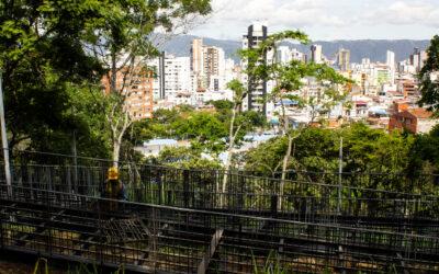 Obra de la fase II del Parque Bosque Encantado está en el 70% de avance