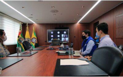 Alcaldía de Bucaramanga ratificó su compromiso de lucha contra la trata de personas