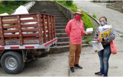 150 productores locales se beneficiaron con el primer trueque campo – ciudad