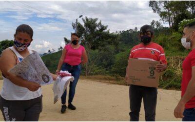 Secretaría de Desarrollo Social entregará 240 kits personales a familias rurales de Bucaramanga