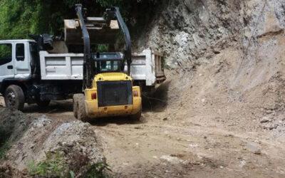 Alcaldía de Bucaramanga pone en marcha contrato para el mantenimiento de las vías veredales