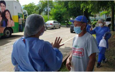 Con éxito se realizó primera jornada de sensibilización de lucha contra la Trata de Personas en el Norte de Bucaramanga