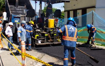 Conozca los sectores en donde se recuperará esta semana la malla vial en Bucaramanga