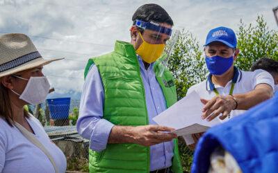Alcaldía de Bucaramanga invertirá $1.650 millones en obras de expansión del alumbrado público rural