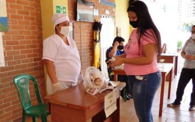 Secretaría de Educación de Bucaramanga recuerda los pasos que debe tener en cuenta para reclamar la novena entrega del PAE