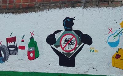 Secretaría de Salud y Ambiente de Bucaramanga presenta a los estudiantes de colegios oficiales la estrategia 'Combate Aedes'