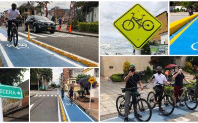 La bicicleta se consolida como una alternativa real de movilidad en Bucaramanga