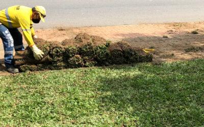 La EMAB le da vida a los parques de Bucaramanga