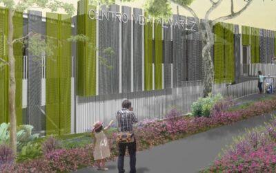 Alcaldía de Bucaramanga pondrá en marcha licitación pública para transformar el Centro Vida del barrio Álvarez
