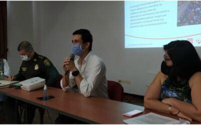 Alcaldía lideró panel de reflexión sobre la protesta pacífica como un mecanismo de derecho constitucional