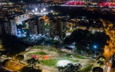 Bucaramanga ya suma más de 36 mil luminarias georreferenciadas