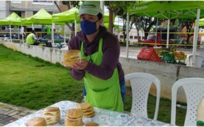 ¡Este 18 de octubre vuelven los cuatro Mercadillos Campesinos a Bucaramanga!
