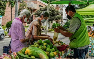 Lazos de hermandad entre campo y ciudad se afianzaron con la reactivación de los Mercadillos Campesinos