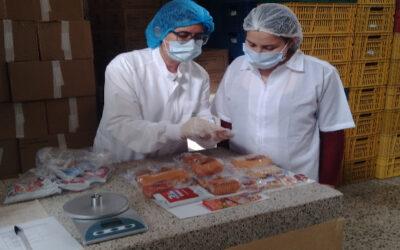 Hoy martes 13 de octubre, alcaldía de Bucaramanga hace una nueva entrega de paquetes alimentarios a estudiantes de colegios oficiales