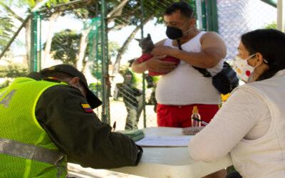 Jornada de vacunación animal será este viernes 23 de octubre en el barrio Mutis