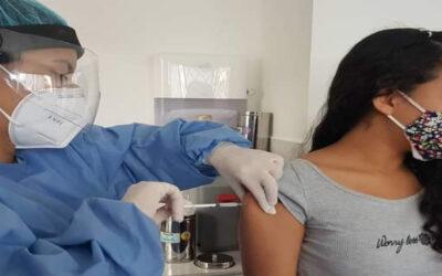 Prepárese para la cuarta Jornada Nacional de Vacunación del sábado 17 de octubre