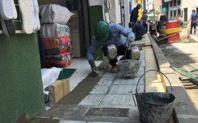Confianza en lo público: 91 oferentes en licitación para adecuación de andenes, escaleras y pasamanos en Bucaramanga