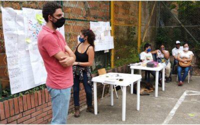 Alcaldía de Bucaramanga adelanta talleres de planificación participativa para propiciar bienestar en el sector rural
