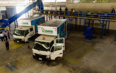 Más de 529 toneladas de material reciclable ha recibido la ECA en Bucaramanga