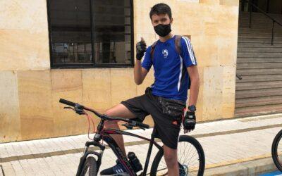 La bicicleta cada día toma más espacio en Bucaramanga