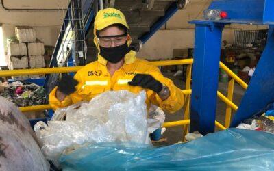 Más de 50 toneladas de residuos aprovechables se esperan recolectar, en el sector Centro, durante la temporada navideña