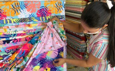 Campohermoso, un centro textil que impulsa la reactivación económica