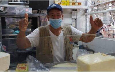 José Pinto, un ejemplo de superación y crecimiento en la Plaza de Mercado La Concordia