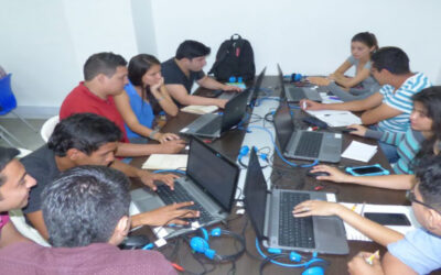Con especiales medidas de bioseguridad, Alcaldía de Bucaramanga reabre cuatro Puntos Digitales de la ciudad
