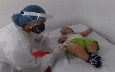 La 5ta Jornada Nacional de Vacunación contará con 42 puntos de vacunación distribuidos en las IPS públicas y privadas de Bucaramanga