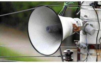 Se abrirá proceso de contratación pública para el servicio de mantenimiento de cornetas comunitarias